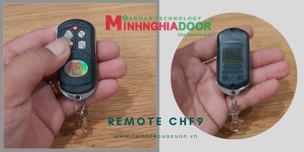 Remote Ch F9