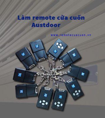 Lam Remote Cua Cuon Austdoor