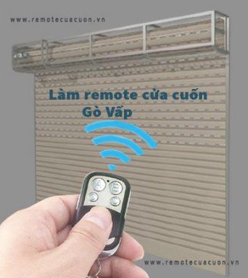 Lam Remote Cua Cuon Go Vap