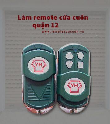Lam Remote Cua Cuon O Quan 12
