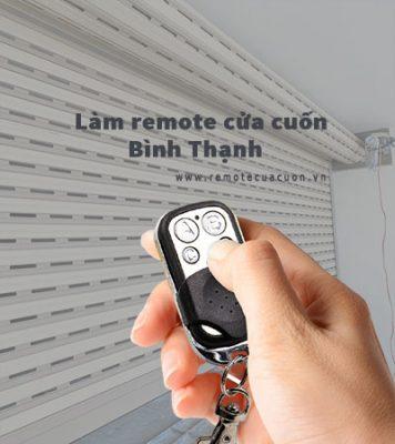 Lam Remote Cua Cuon Quan Binh Thanh