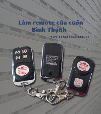Lam Remote Cua Cuon Quan Tan Phu
