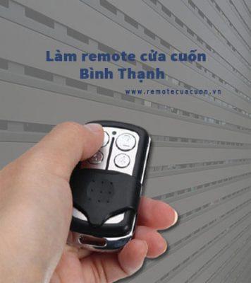 Lam Remote Cua Cuon Tan Phu