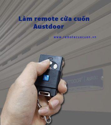 Remote Cua Cuon Austdoor