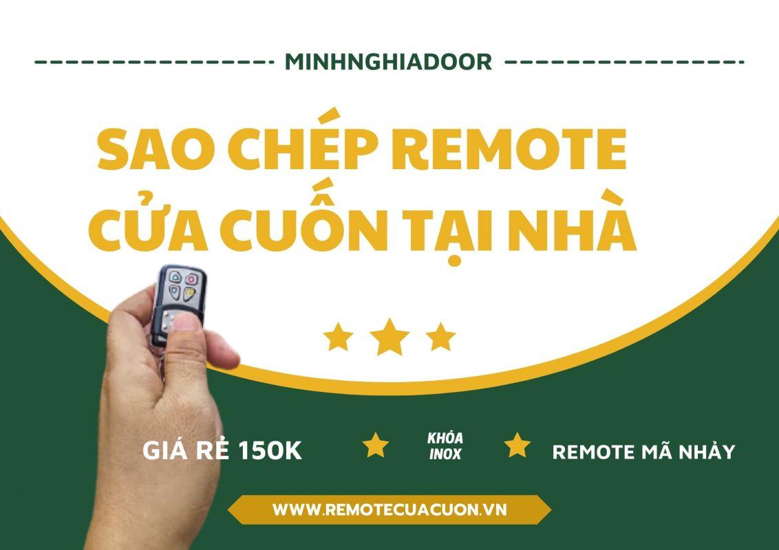 Sao Chep Remote Cua Cuon Quan 10
