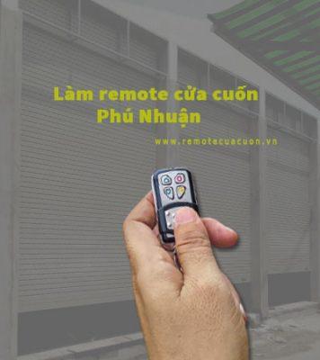 Lam Remote Cua Cuon Phu Nhuan