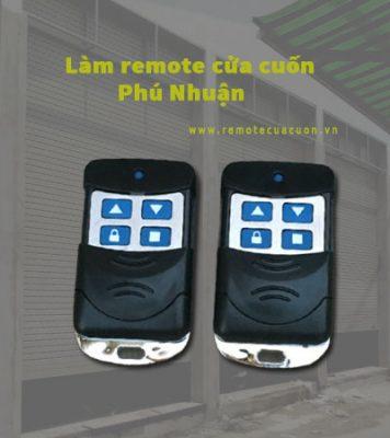 Lam Remote Cua Cuon Quan Phu Nhuan