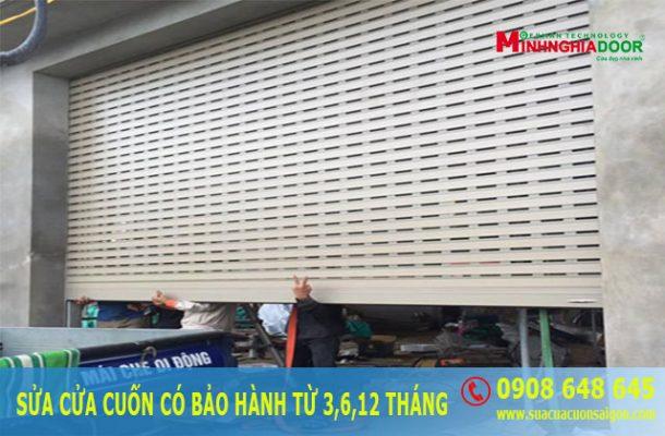 Sua Cua Cuon Co Bao Hanh Uy Tin